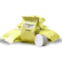 capsule café latino équilibré intense inde vietnam 100% robusta goût saveur arôme santé sans allergènes chocolat caramel