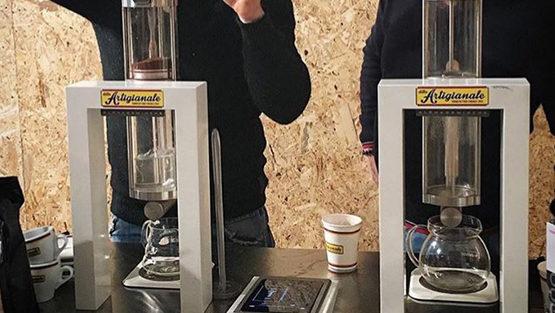 extracteur café