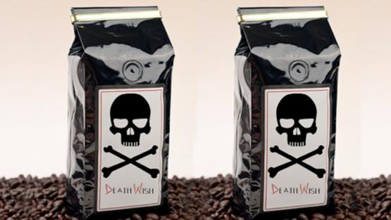 le café le plus fort du monde death wish coffee arôme saveur santé buenavita
